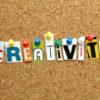Creativity pinned on noticeboard