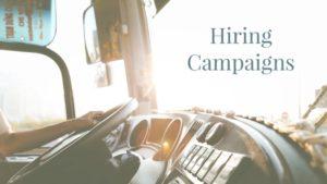 Hiring Campaigns